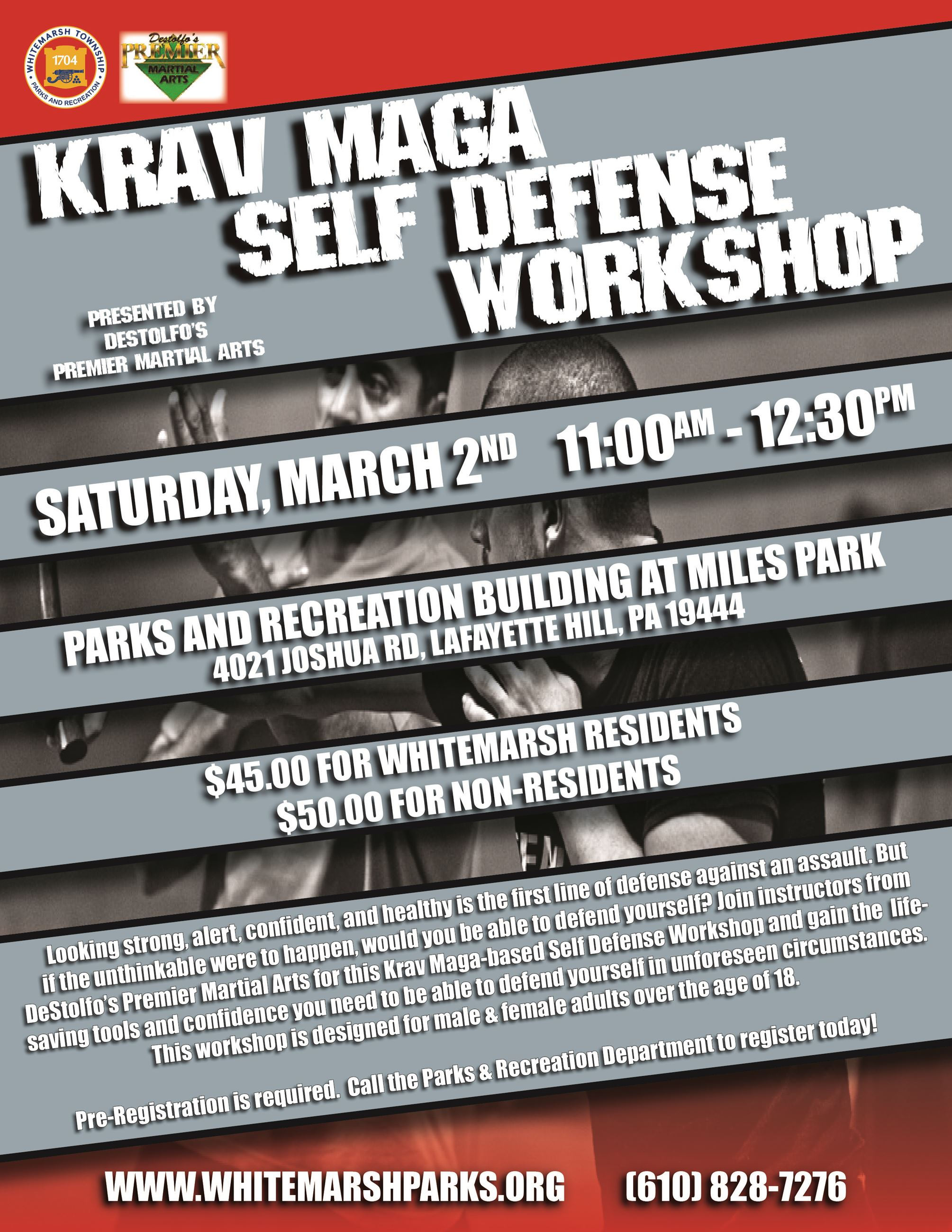 SelfDefense Workshop 2019