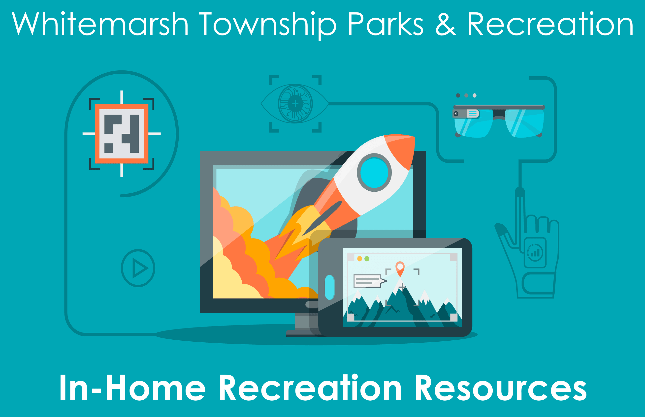 Click to Access the In-Home Recreation Resources List