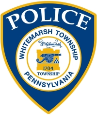 Whitemarsh Police Patch